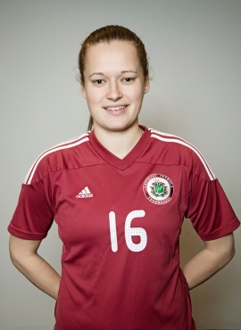 liene vaciete latvia coach