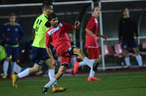 Riga United 8 Marienburg 0