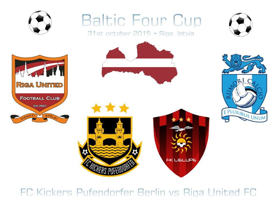 Baltic Four Cup 2015