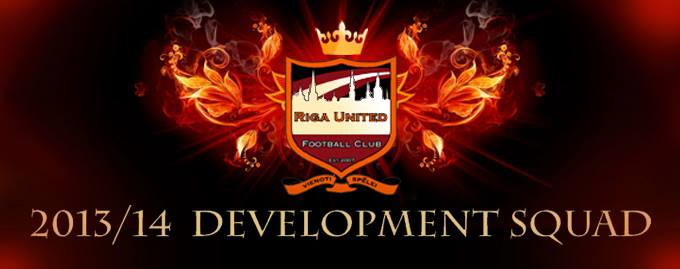 riga united development squad