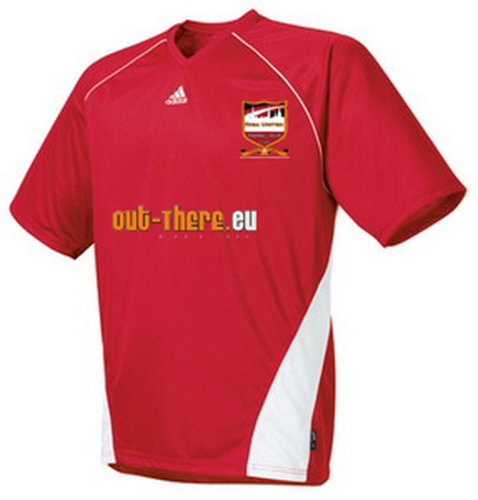 Riga United first shirt (2007)