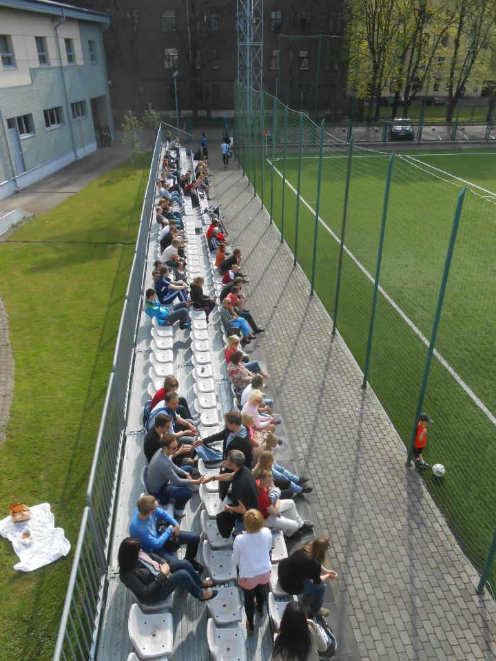 riga united record crowd 2013