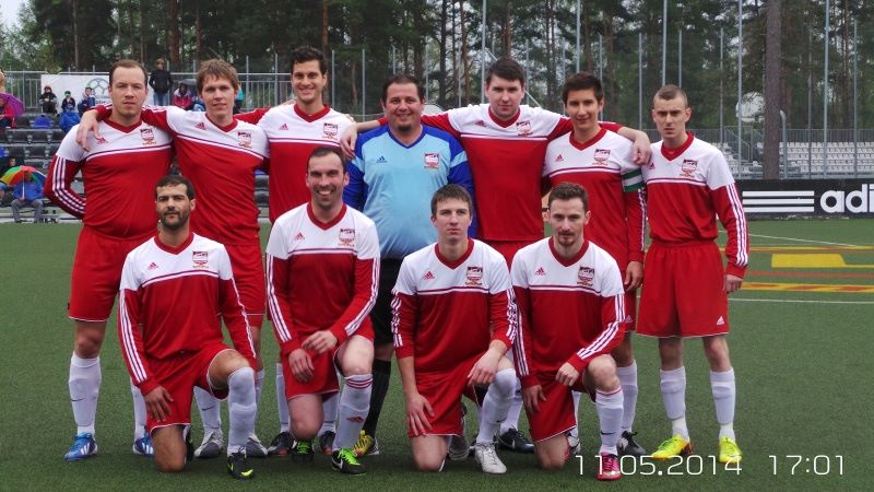 Opening Game 2014 Season Riga United