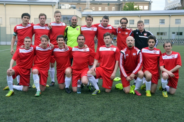 riga united 2015 team photo