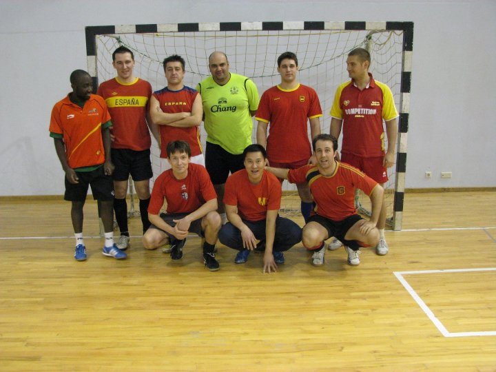 riga united men futsal