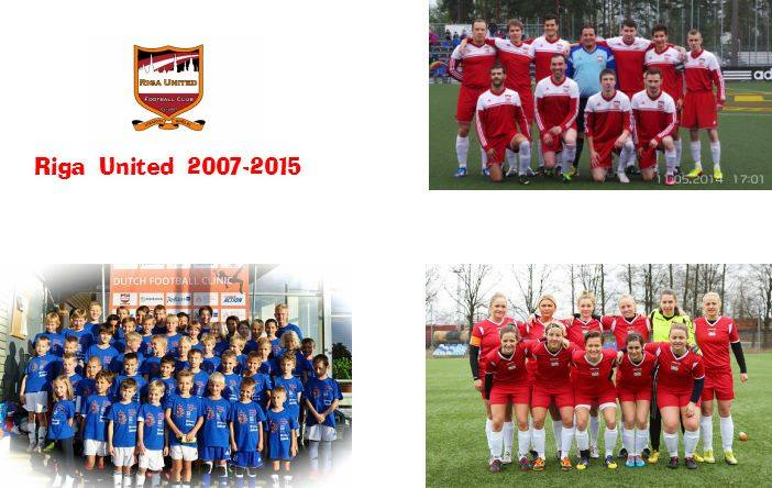 Riga United birthday