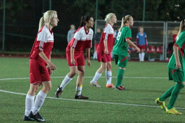 RUFC Ladies V Liepaja Guardian Newspaper image