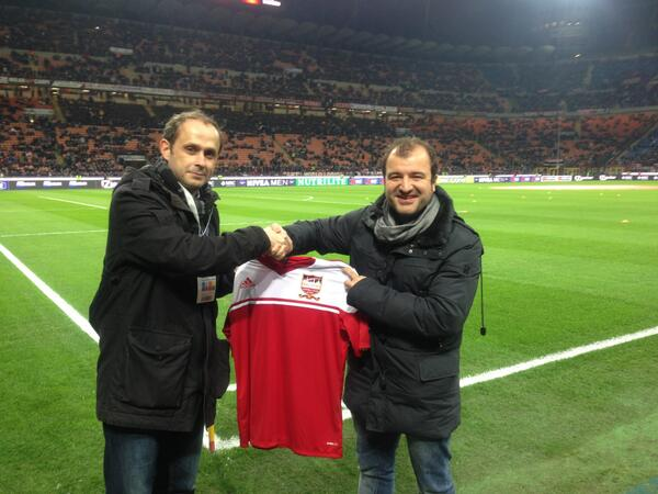 Tancredi Palmeri signs for Latvian club